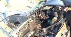 Mãe morre e bebê de 12 dias fica ferido em acidente de carro em Machado https://correroubater.blogspot.com.br/