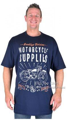 Navy Kam Parts T-Shirt 2xl 3xl 4xl 5xl 6xl 7xl 8xl