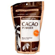 Cacao Powder, Raw Chocolate Powder - Mayan Superfood. For smoothies and shakes, sauces and baking.