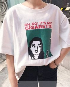 e7a4ae23 its not cigarette t shirt for women funny tee shirts with sayings