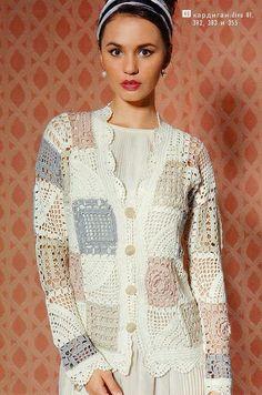 310 Besten Weste Bilder Auf Pinterest Crochet Cardigan Crochet