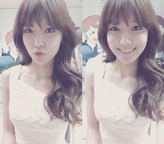 SNSD Sooyoung Taiwan selca