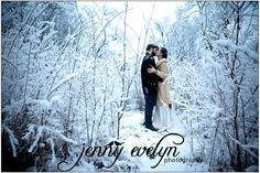 snow bridals