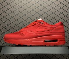 528c3ff662f Nike Air Max 1 Premium University Red 875844-600 For Sale