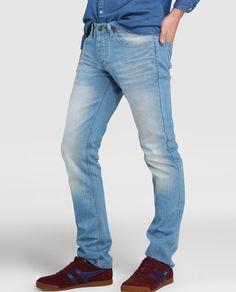 feb9e8f5e71 Resultados de búsqueda  jeans. Blue Nails. Vaquero de hombre Green Coast  regular azul