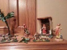 O little town of Bethlehem Fontanini Nativity, Bethlehem, Merry Christmas, Merry Little Christmas, Merry Christmas Love, Nativity