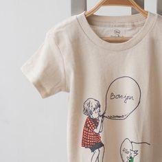 ATSUYO ET AKIKO(アツヨエアキコ) 2011AW ベビー・キッズTEE-ORGANIC CHRIS PIGLET オーガニックコットン半袖Tシャツ (ベージュ)3M-4A【楽天市場】