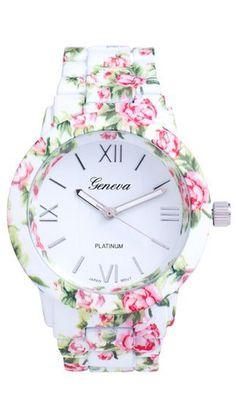 Floral Garden Party Watch