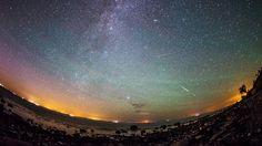 Himmelsspektakel begeistert Deutschland: Jupiter sorgt für besonders viele Sternschnuppen