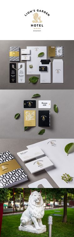 Lion's Garden Hotel by DekoRatio Branding & Design Studio