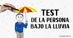 Este test de la persona bajo la lluvia determinará cómo eres en realidad