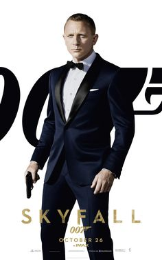 James Bond 007. Skyfall, great looks, great music, great scenes. Specially enjoyed the persecution on the roofs in Ystambul.