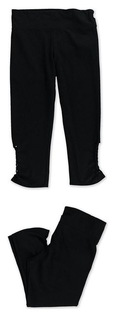88d2e23735 Amazon.com  Aeropostale Womens Yoga Crop Casual Leggings  Clothing