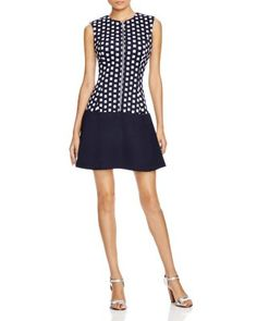 MICHAEL Michael Kors Drop Waist Dress | Bloomingdale's