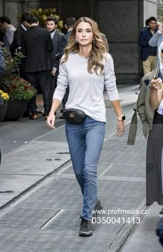20 September 2017 - Queen Rania doing shopping in New York