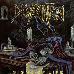 DEVESTATION  / SIGNS OF LIFE