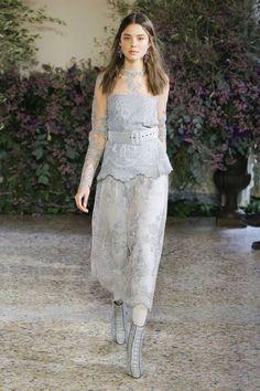 #LuisaBeccaria Autumn/Winter 2018 Ready To Wear | British Vogue #MFW