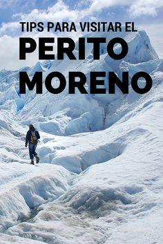 Si vas a viajar a Santa Cruz no te podés perder la experiencia única e inolvidable de visitar el #glaciar #PeritoMoreno. #DespeTips