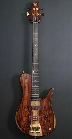 FODERA Imperial Bass-4