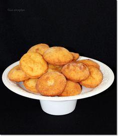 Gizi-receptjei: Olajban sült krumplis pogácsa. Ethnic Recipes, Food, Meals, Yemek, Eten