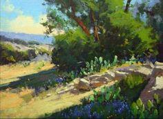 Rusty Jones, Hillside View