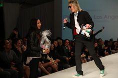 #mikey #koffman #thegalleryla #lafashionweekend #la #fashion #week  #thelafashionmagazine