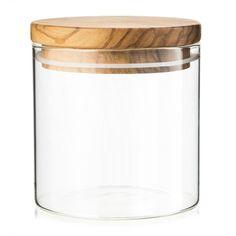 Artisanal Glass Jar & Lid