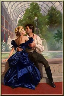"Photo from album ""Романтические пары"" on Yandex. Historical Romance Novels, Romance Novel Covers, Romance Books, Romance Arte, Fantasy Romance, Couples In Love, Romantic Couples, Romantic Paintings, Creation Photo"