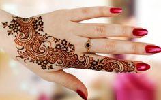 Gambar Henna Kaki Pengantin