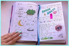 идеи для личного дневника: 9 тыс изображений найдено в Яндекс.Картинках America Girl, Wreck This Journal, My Diary, Diy And Crafts, Notebook, Bullet Journal, Google, Billie Eilish, Tumbler