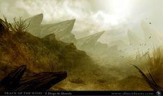 Track of The Wind - By Diego de Almeida