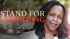 Stand For Something - Motivational Speech by Sade Burrell ᴴᴰ