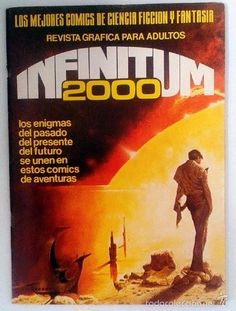 INFINITUM 2000 Nº16 (Tebeos y Comics Pendientes de Clasificar)