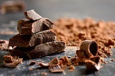 Creamy, rich dark chocolate fudge is easy to make and perfect with a sprinkle of sea salt on top.