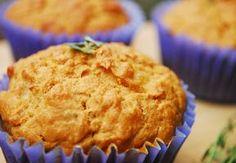 Μια εύκολη και πολύ νόστιμη συνταγή, που θα ενθουσιάσει μικρούς και μεγάλους. Μπορεί να παρουσιαστεί και ως σνακ σε κάποιο κάλεσμα ή ως συνοδευτικό, μαζί με κρέας. Muffin, Sweet Home, Food And Drink, Veggies, Pie, Potatoes, Snacks, Breakfast, Desserts