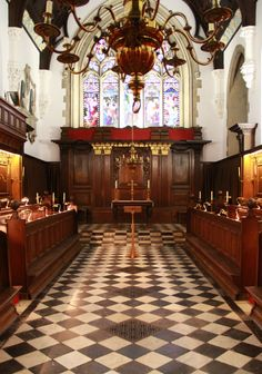 During your B&B stay at Univ why not visit our beautiful chapel? Find out more at www.univ.ox.ac.uk