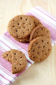 la formula del biscotto: esperimento 104: biscotti alla crusca