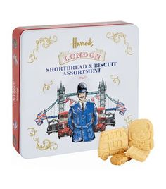Harrods Shortbread & Biscuit Assortment available to buy at Harrods. Shop food gifts online & earn reward points. Luxury shopping with Free Returns on UK orders.