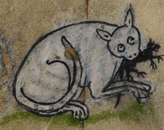 Detail from medieval manuscript, British Library Stowe MS 17 'The Maastricht Hours', f129v