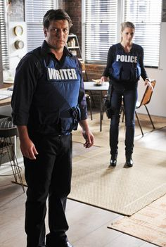 Nathan Fillion and Stana Katic in Castle: Caskett. Favorite episode of all time is Still. Best Tv Shows, Best Shows Ever, Favorite Tv Shows, Favorite Things, Castle Tv Series, Castle Tv Shows, Castle Season 6, Detective, Nathan Fillon
