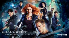Hey there TMI fans! The ABC Family/Freeform premiere of Shadowhunters is fast approaching, only two months away. Well, lets hope that the series itself is good. Trying not to get my expectations to high for the series. Shadowhunters Series, Shadowhunters The Mortal Instruments, Dominic Sherwood, Katherine Mcnamara, Netflix, The Descent, Jace Wayland, Series Premiere, The Mortal Instruments