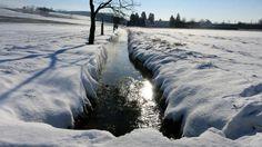 """""""Winter in St.Valentin"""" (Bild: Otmar Simlinger)"""