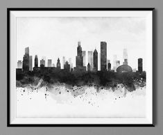 4e69dbc0864 Rome skyline canvas art print