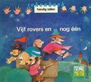 Prentenboek om te leren tellen - Vijf rovers en nog één Open S, Childrens Books, Songs, Baseball Cards, Blog, Numbers, Kids, Preschool, Pirates