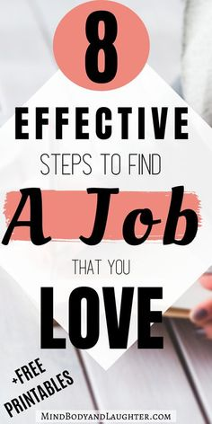 If you struggle to find a job that makes you happy or find your dream job, read on. Here are 8 easy and effective ways for you to learn how to find your dream job. Finding your dreams job requires self-reflection, making lists of career goals, and so much more. These tips have truly helped me so I hope they can help you find a job that makes you happy or your dream job, too! #dreamjob #careeradvice #selfimprovement #selfreflection #jobs #health #wellness #happiness #selfcare Career Goals, Career Advice, Career Path, Healthy Eyes, Healthy Habits, Self Development, Personal Development, Destress, Go Getter