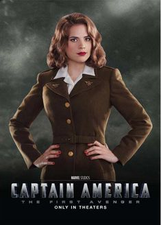 *SPOILERS AHEAD!* I'm sure that most of the audience of Captain America: The First Avenger fell in love with Peggy Carter (and, in turn, Hayley Atwell) as I did. She's brilliant. Now I …