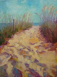 Susan B. Hecht New Coastal Paintings