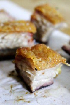 Chinese New Year: Chinese Roast Pork (Siu Yuk)