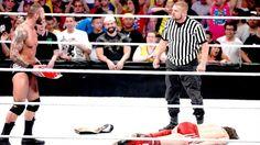 WWE.com: John Cena vs. Daniel Bryan - #WWE Championship Match: photos