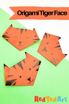 Pig Crafts, New Year's Crafts, Paper Crafts For Kids, Easy Crafts For Kids, Projects For Kids, Chinese New Year Activities, Chinese New Year Crafts, Easy Origami For Kids, Simple Origami